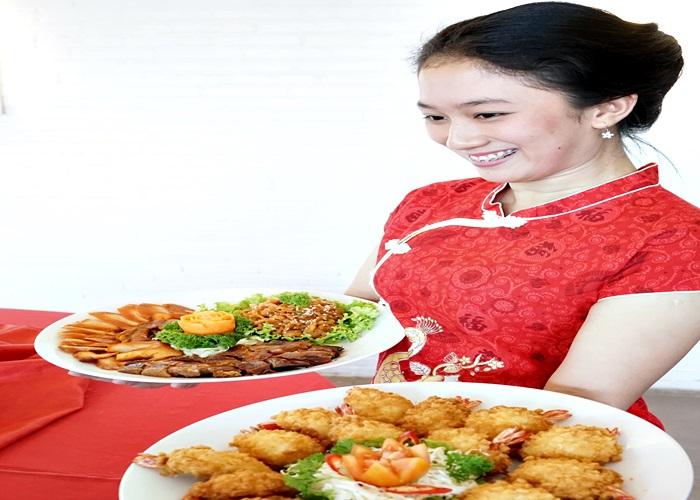 Best Western Premier Hotel Solo Baru Launching Chinese Food