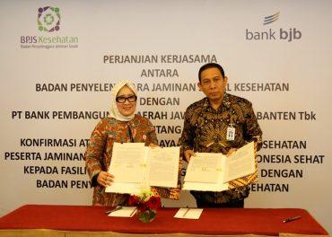 bank bjb MoU Dengan BPJS Kesehatan Melalui Supply Chain Financing