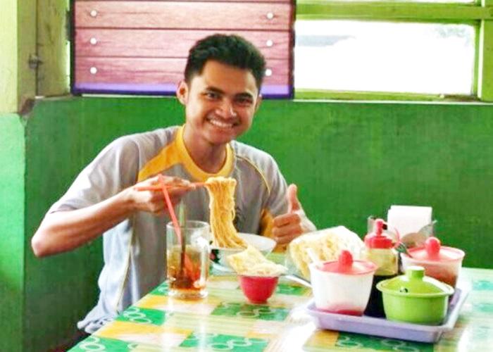 Ini Sensasi Mie Ayam Cirebon, Bakso Kadipolo Boyolali