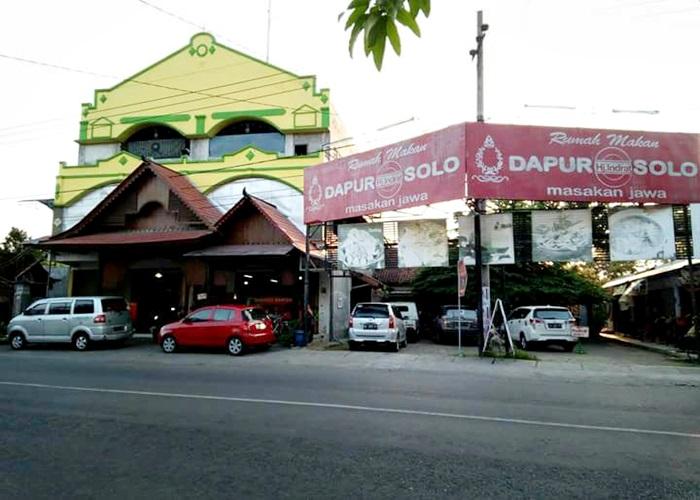 Dapur Solo Hj. Indrat Tulungagung Tempat Kuliner Masakan Jawa