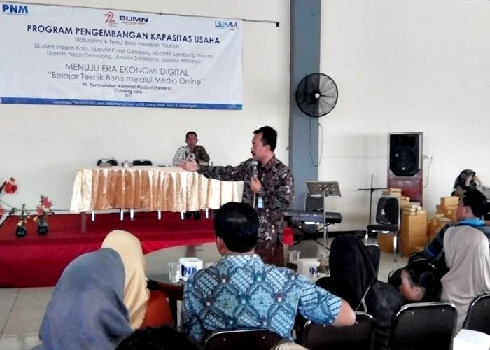 PT PNM Solo Optimis Pembiayaan Kredit Tumbuh 20 Persen Tahun 2018