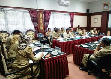 'Kepincut' PATEN Bupati Brebes Kunker ke Kabupaten Sukoharjo