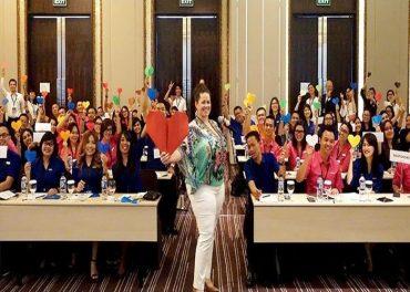 Grup Manajemen Hotel Internasional Memberikan Inspirasi Perubahan