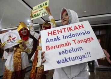 Kasus Perkawinan Anak di Jawa Tengah Tinggi