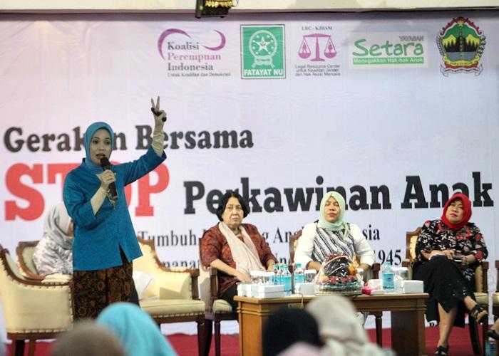 Memprihatinkan 1 dari 9 Anak Perempuan di Indonesia Menikah di Usia Anak