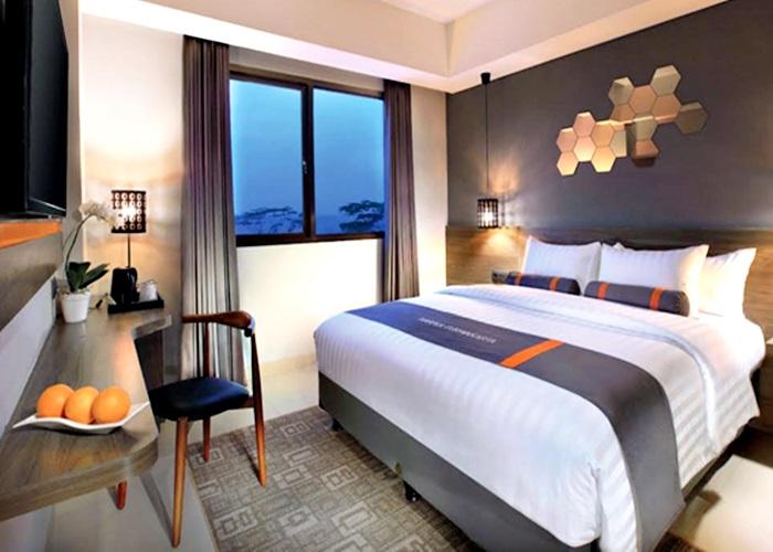 November Hotel Harper Purwakarta Promo Kamar