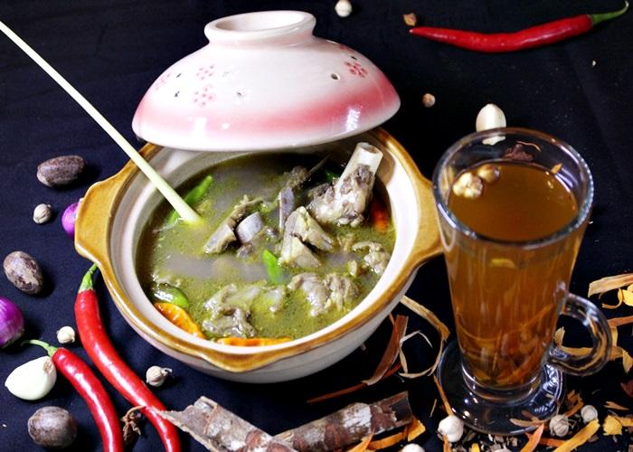 Sambut Tamu Acara Pernikahan, Solo Paragon Hotel Sajikan Aneka Kuliner Tradisional