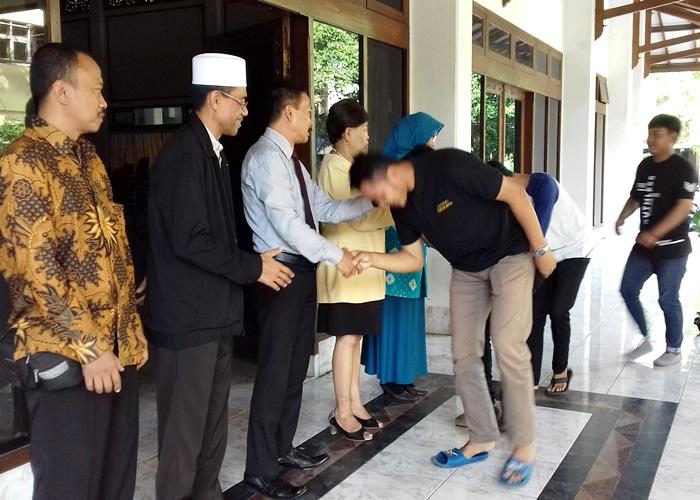 PGSD UNISRI ikuti Festival Barong Nusantara