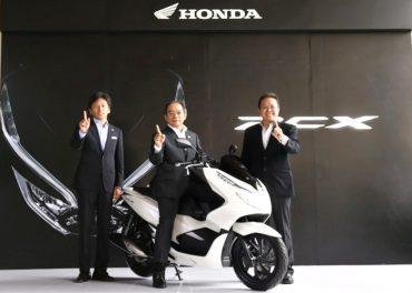 Ini All New Honda PCX 150 Produksi Indonesia