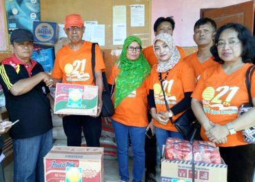 PT. BPR Gajah Mungkur Peduli Korban Bencana Wonogiri