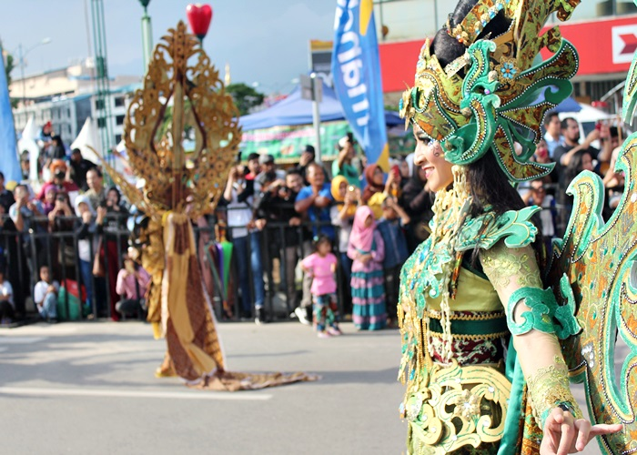 SBC Tampil Memukau di Batam International Culture Carnival