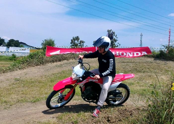 Ini Lho … Keunggulan Honda CRF150L