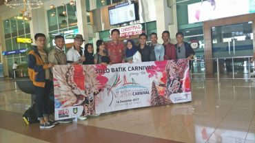 SBC Berangkat ke Batam International Culture Carnival 2017