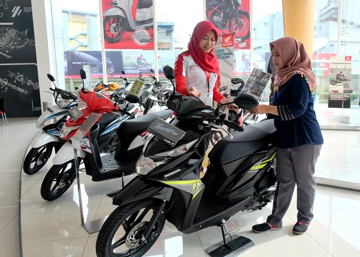 Kaledioskop 2017: 5 Motor Honda Paling Laris di Jawa Tengah