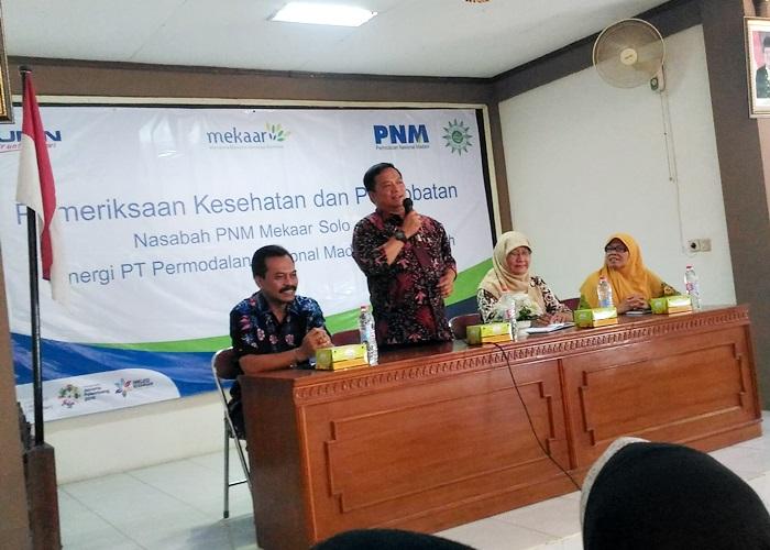 PNM dan 'Aisyiyah Gelar Pemeriksaan Kesehatan Ibu Prasejahtera