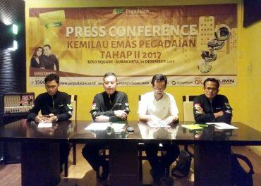 Program Kemilau Emas Pegadaian Upaya Dongkrak Nasabah