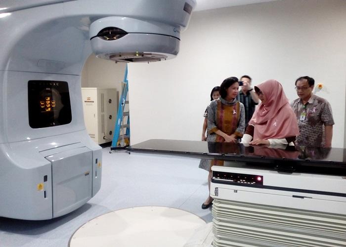 RS Indriati Miliki Layanan Terpadu Pasien Kanker Tercanggih di Indonesia