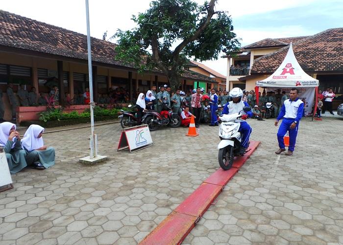 Astra Motor Jateng Ajak Guru SMK Susun Kurikulum Honda Safety Culture School