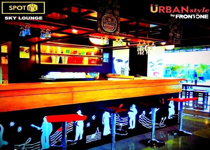 Spot Box Sky Lounge Urban Style Tertinggi di Pringsewu