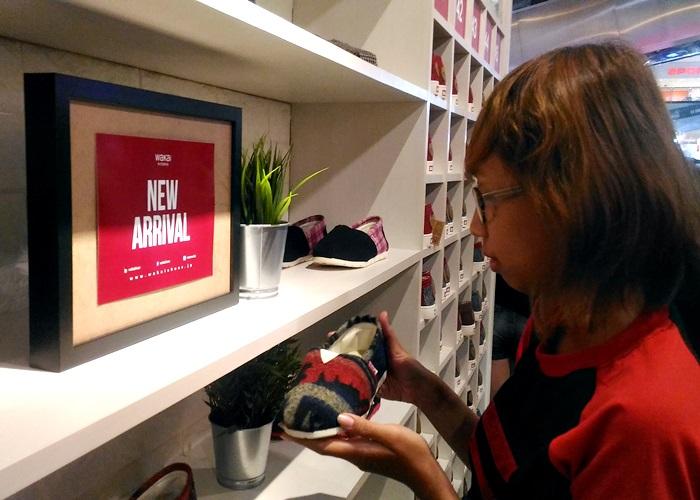 Apresiasi Anak Muda Solo, Wakai Shoes Hadir di Solo Paragon Mall