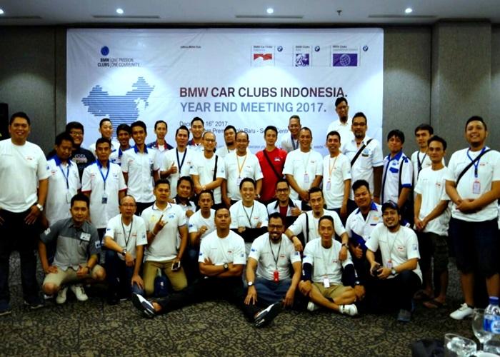 BMWCCI Gelar Rapat Kerja Tahun 2017