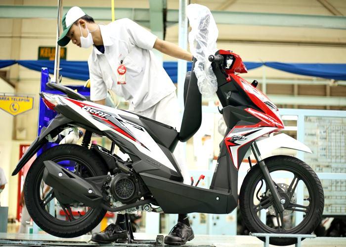 AHM Segarkan Tampilan New Honda BeAT eSP dan Street eSP