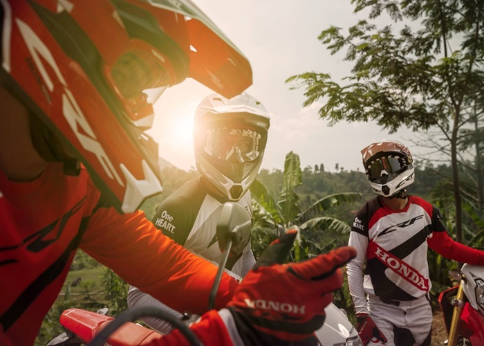 Paket Big Wing Africa Twin dan Bikers di Honda Adventure Rally 2018