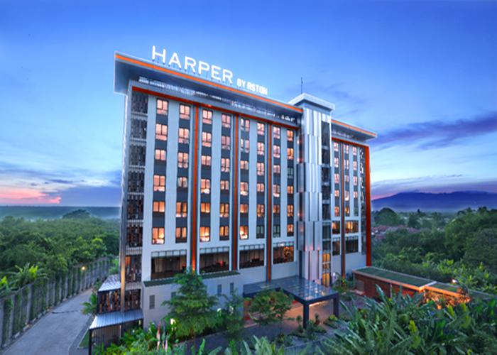 Kebutuhan Akomodasi Terbaik di Purwakarta ya Harper Hotel