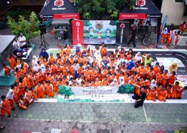 "Solo Kota Pertama Kampanye ""I Love Biking"" Polygon"