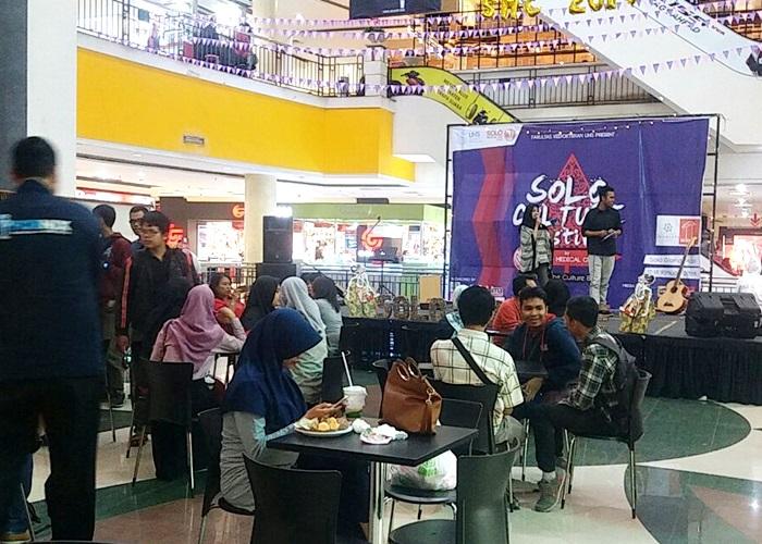 Solo Culture Festival Digelar di Solo Grand Mall