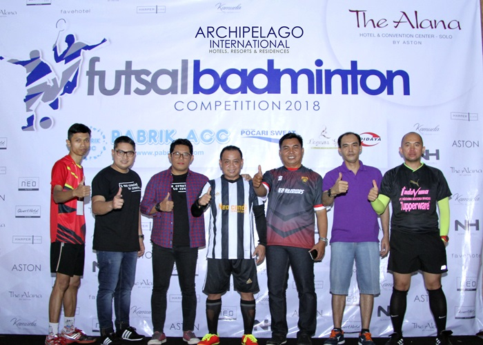 Archipelago International Futsal & Badminton Competition 2018