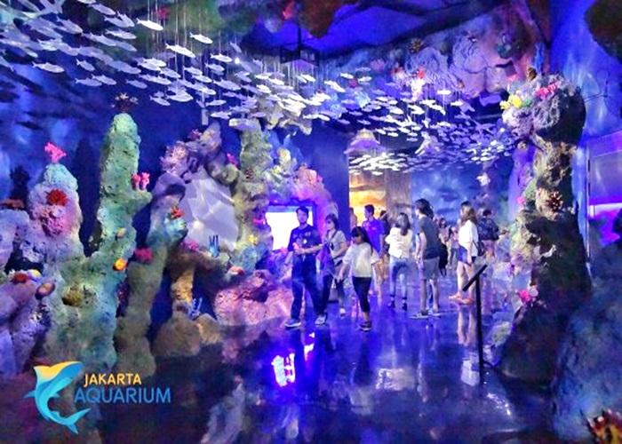 Tiket Gratis Jakarta Aquarium Nginap di Santika Premier Hotel
