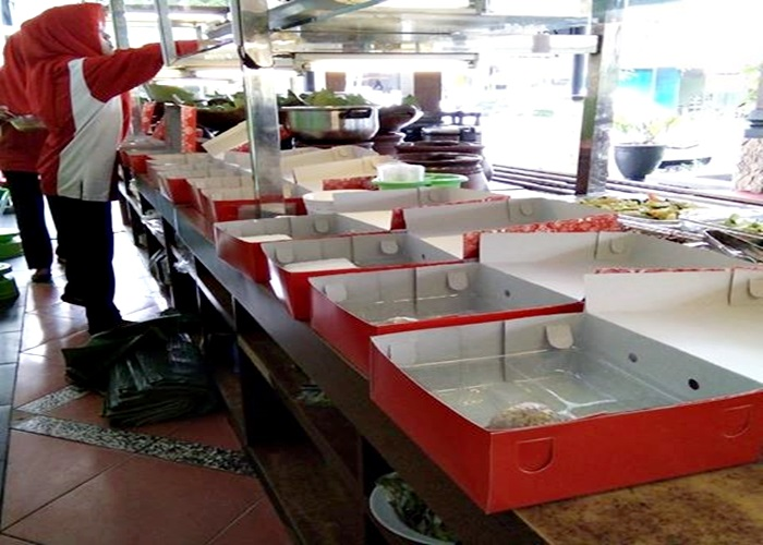 Nasi Box Solusi Mudah Memenuhi Kebutuhan Rapat