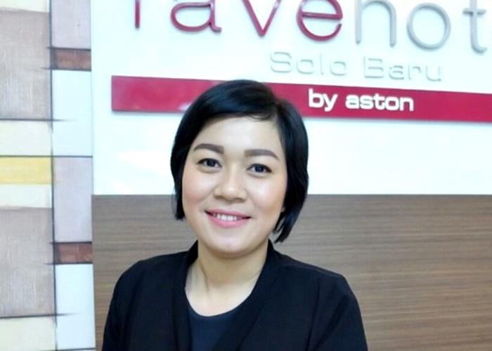 Noni Ratna Dewi: Totalitas dan Kreatif Bekerja