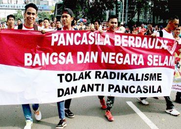 Srawung Kebangsaan Tangkal Radikalisme