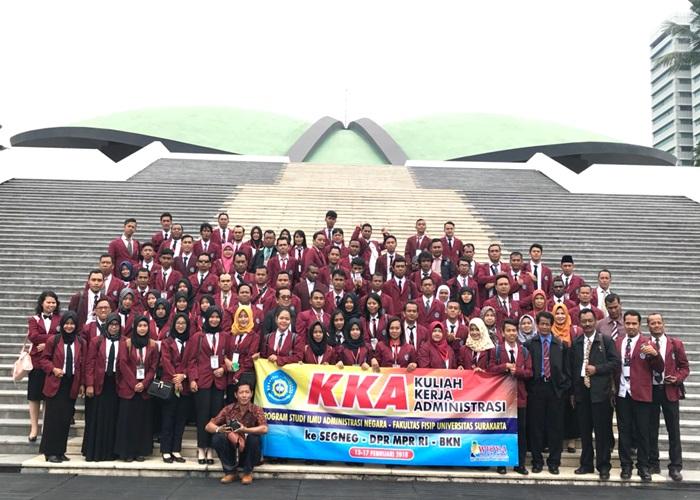 KKA UNSA Perkuat Kompetensi Mahasiswa