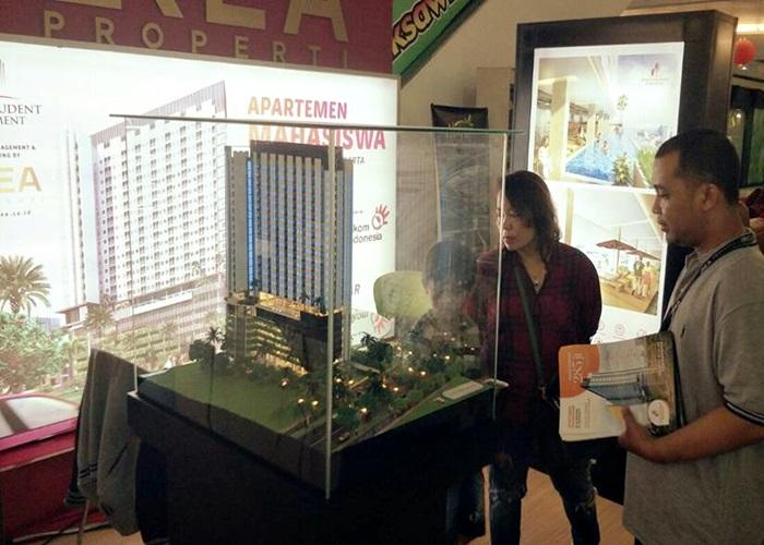 IREA Properti Tawarkan Apartemen Prestisius di REI Expo
