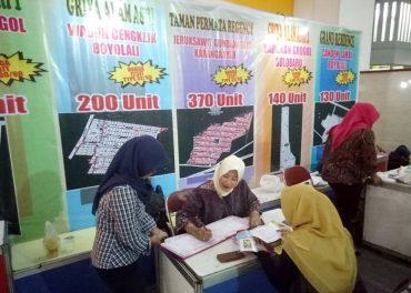 PT Dua Putra Bengawan Optimalkan Penjualan di REI Solo Expo