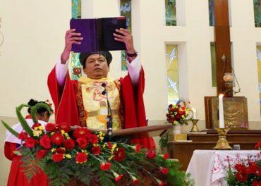Misa Imlek 2018 di Gereja St. Petrus Gendengan Solo