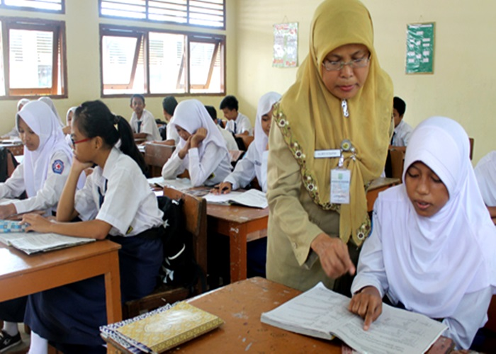 Guru Tak Akan Naik Pangkat Tanpa PKB