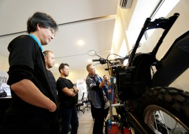 Ajang Modifikator Handal Honda Dream Ride Project
