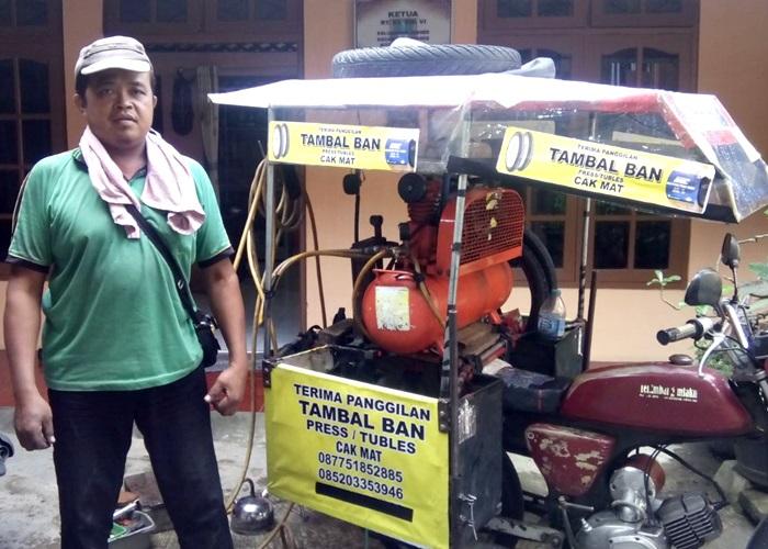 Belajar Etika Bisnis dari Tukang Tambal Ban