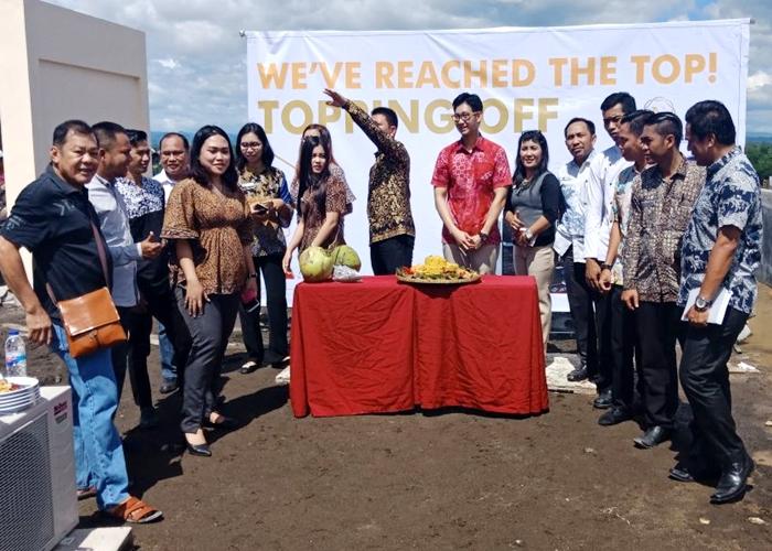 Sikapi Pertumbuhan Market The Novena Hotel Bone Tambah Kamar