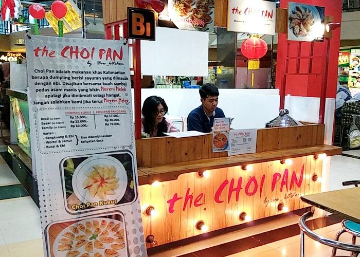 The Choi Pan Kuliner khas Kalimantan Hadir di SGM