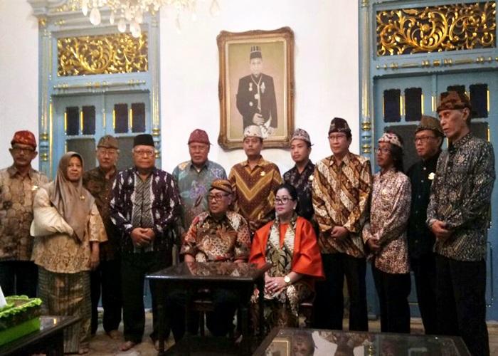 Upaya Pamungkas Ahli Waris Pakubuwono X
