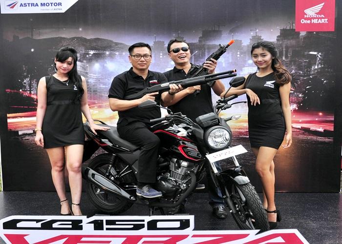 All New Honda CB150 Verza Resmi Meluncur di Jawa Tengah