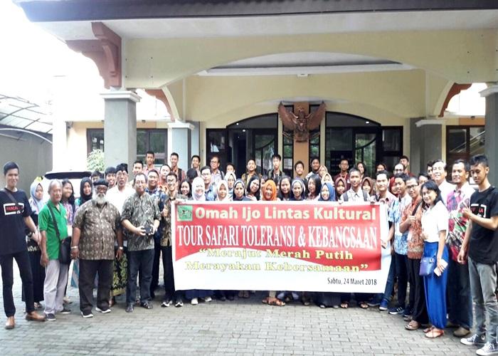 Benang Merah Tour Kebangsaan Omah Ijo