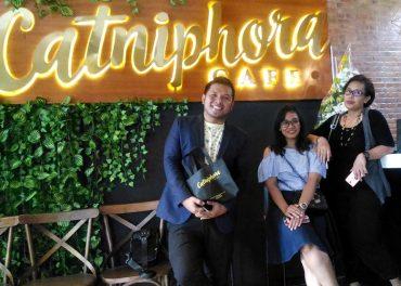Sensasi Catniphora Cafe Bikin Ngiri