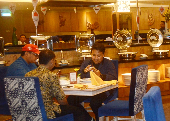 Far East Food Promotion di The Sunan Hotel