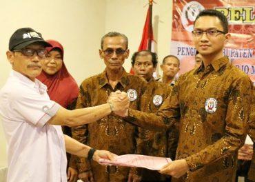 Yoshua Sindhu Riyanto Ketua Pengcab ISSI Sukoharjo